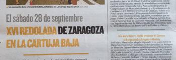 28/09/2019 XVI Redolada
